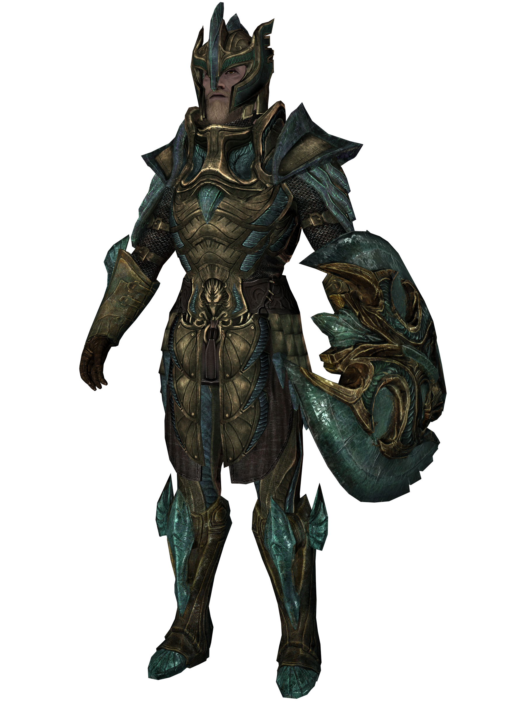 Image glass armor male. Skyrim character png svg royalty free stock