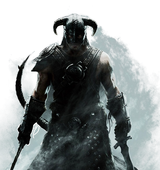 Image render by n. Skyrim character png png freeuse