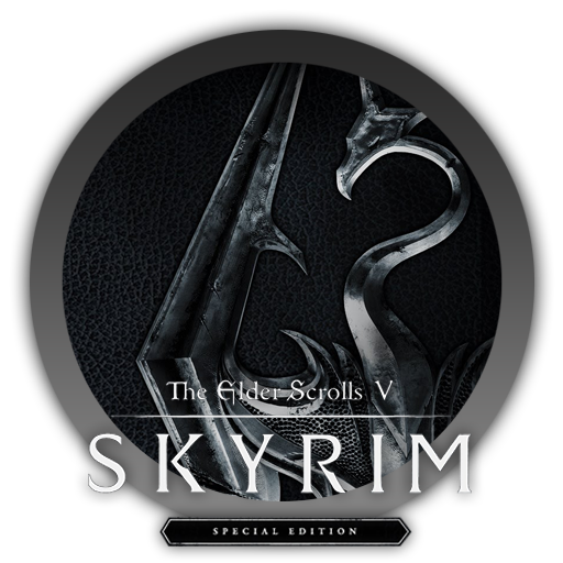 Skyrim special edition logo png. The elder scrolls v