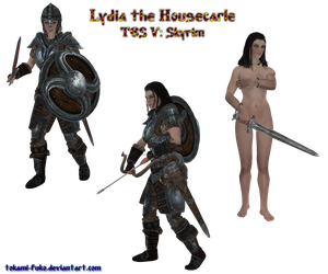 Skyrim png. Models downloads by tokami