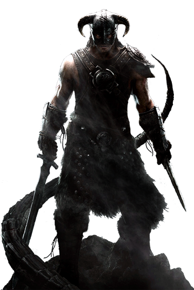 Image dragonborn the lord. Skyrim png png transparent library
