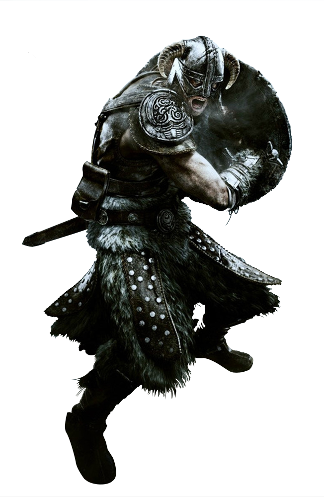 Image render by robgee. Skyrim png vector library