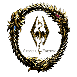 Skyrim special edition logo png. Sse icon replacer at
