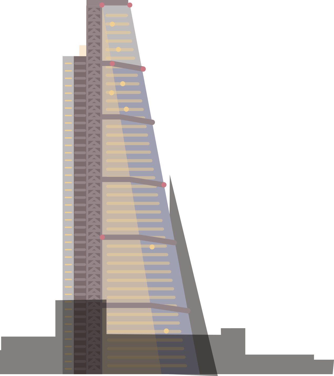 Skyscraper clipart building floor. Construction projects that