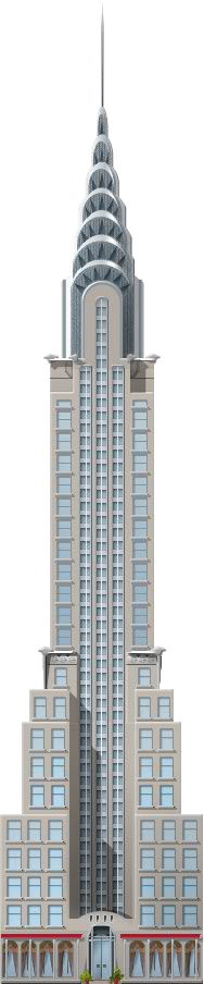 skyscraper transparent png