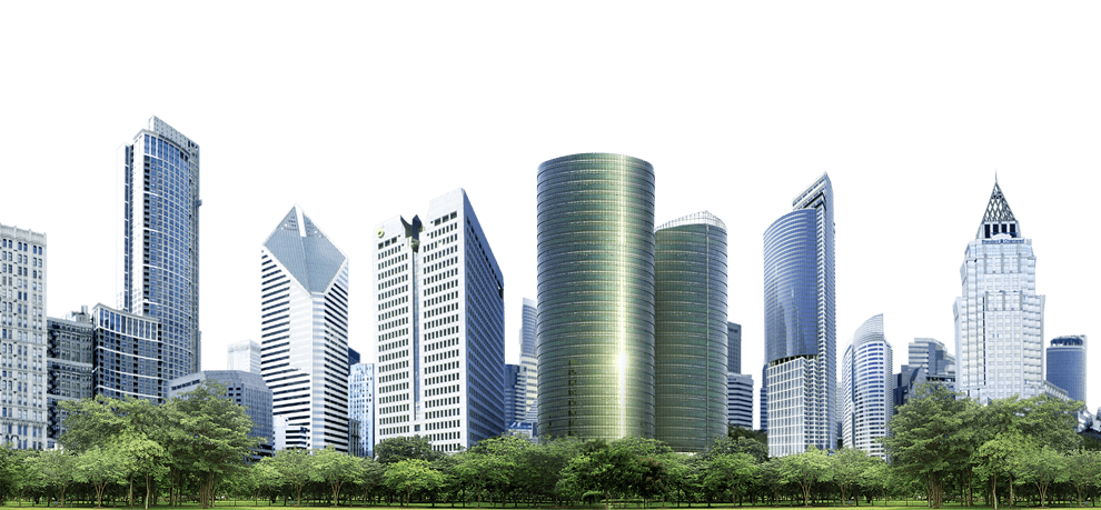 Buildings transparent. Skyscraper clipart frames illustrations