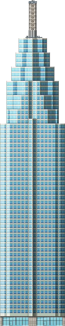 Transparent building. Skyscraper png images free