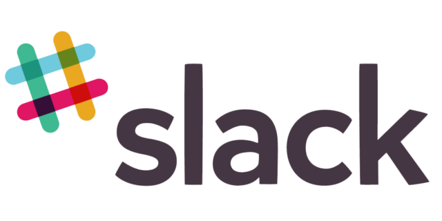 Slack logo png. Ways and cronofy