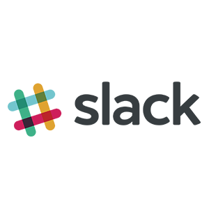 Slack logo png. Credit on founderhub