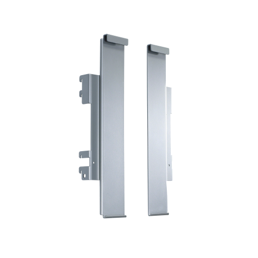 Slatwall clip wall mount. Brackets for from steelcase