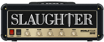 Slaughter band logo png. Home join the mailing