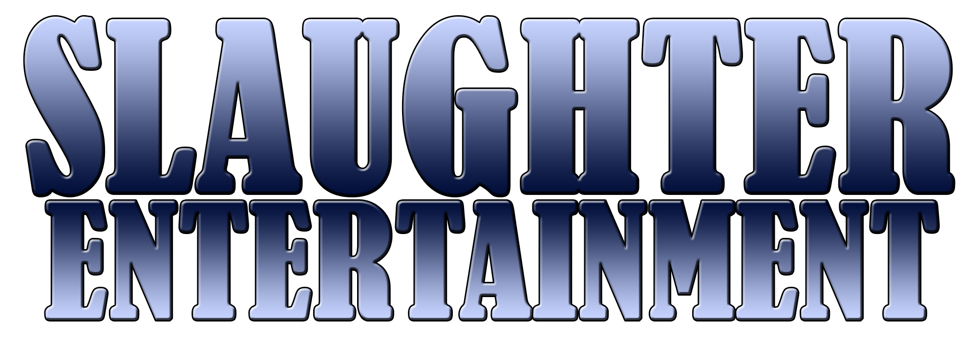 Slaughter band logo png. Entertainment providing great sound