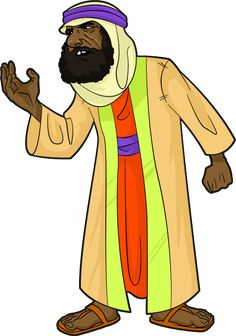 Slave clipart israelite. Poor moses in the