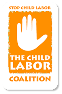 Slaves drawing child labour. Labor coalition end slavery