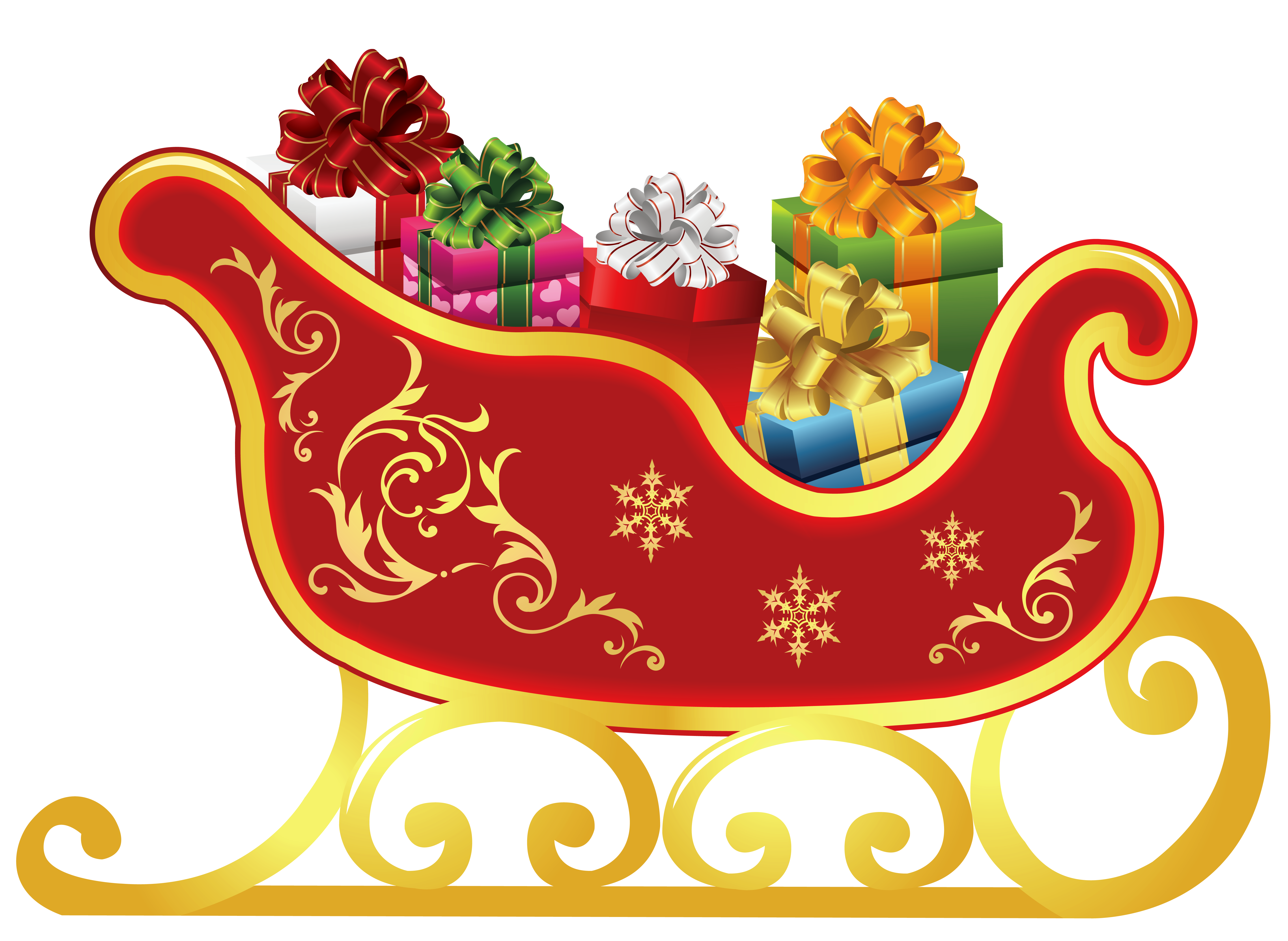 Sledding clipart transparent background. Christmas sled png gallery