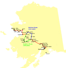 Iditarod trail wikipedia routes. Sledding drawing dog sled race clip freeuse library