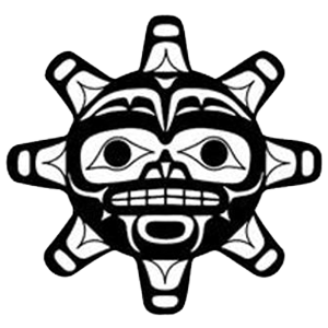 Sledding drawing first nations. The sun shop squamish