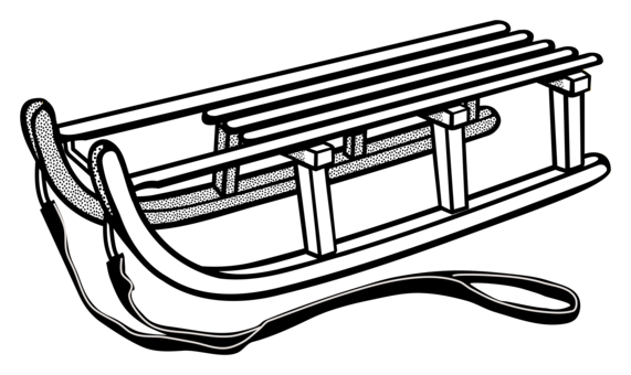 Sledding drawing dog sled race. Download computer icons paint