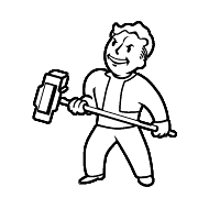 Sledgehammer drawing combat. Melee weapons fallout wiki