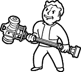Sledgehammer drawing fallout 3. Super sledge wiki fandom