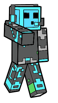 Sledgehammer drawing minecraft. Cartoon character hctpng