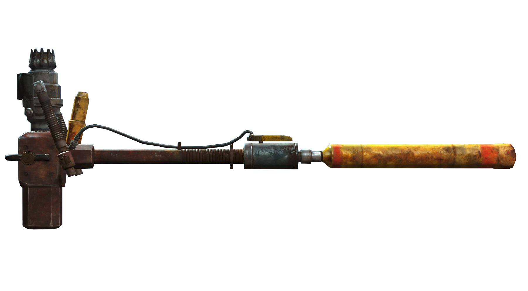 Sledgehammer drawing shotgun. Super sledge fallout wiki