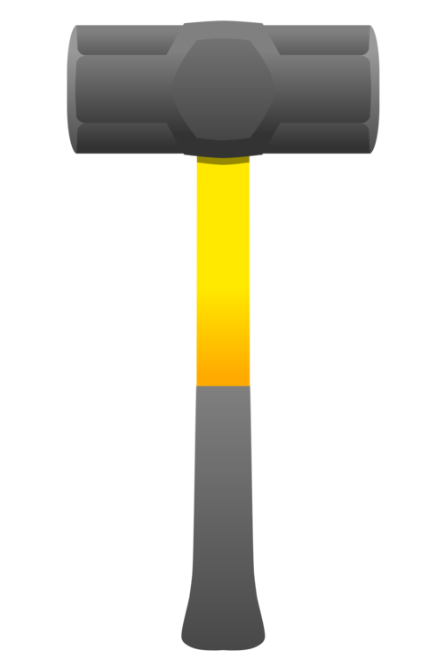 Sledgehammer drawing sledge hammer. Computer icons tool document