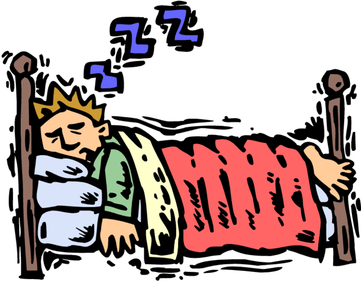 Sleep clipart late. Go to bed make