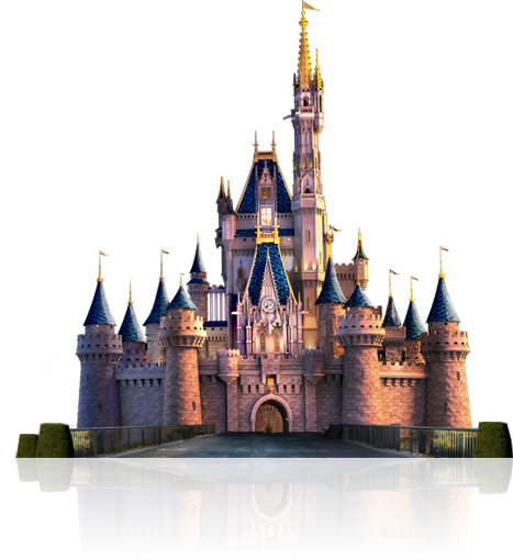 disney princess castle png