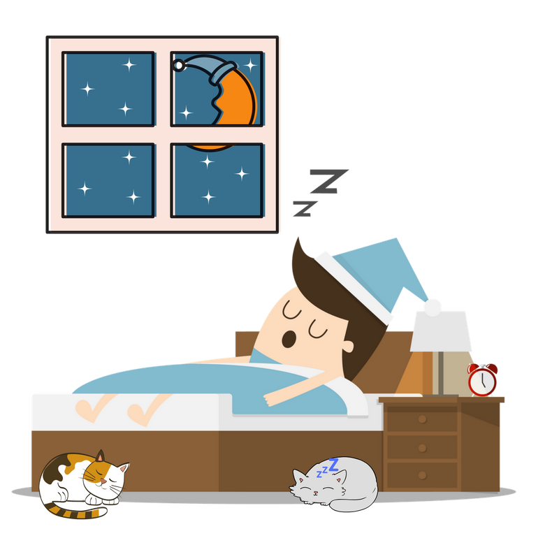 Waking clipart restless. A complete guide for