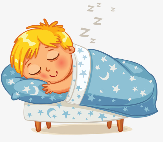 Sleeping clipart child. Baby png vectors psd