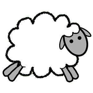 Sleeping clipart transparent. Cant sleep count sheep