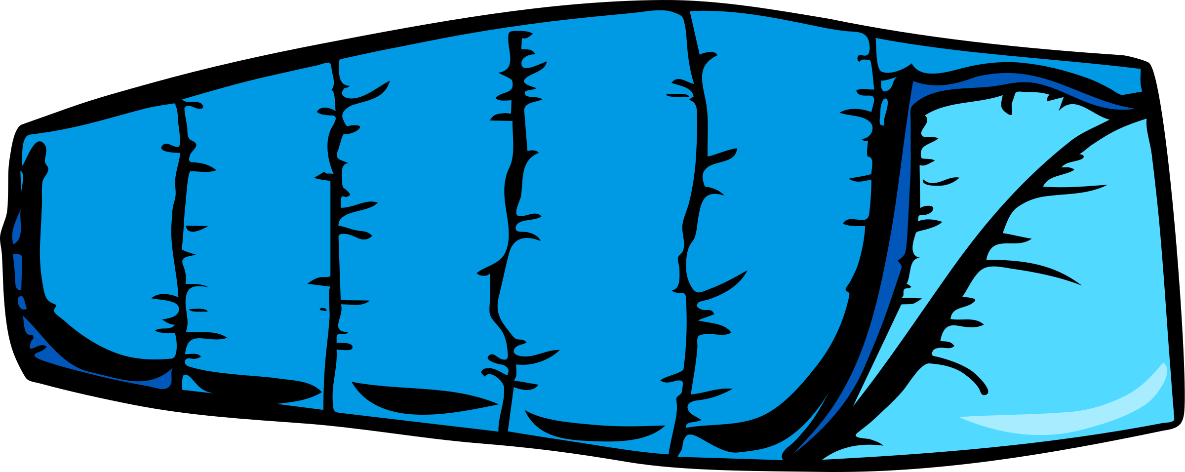 Sleeping bag png. Bags clipart blue girly