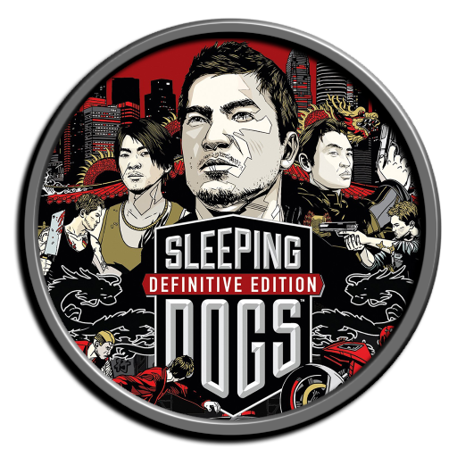 Sleeping dogs png. Definitive edition icon by