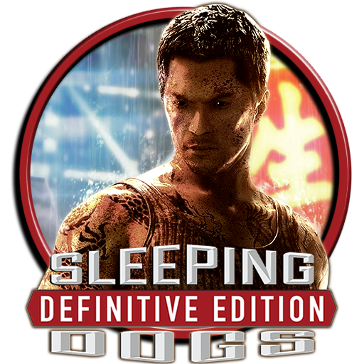 Sleeping dogs png. Definitive edition by alchemist