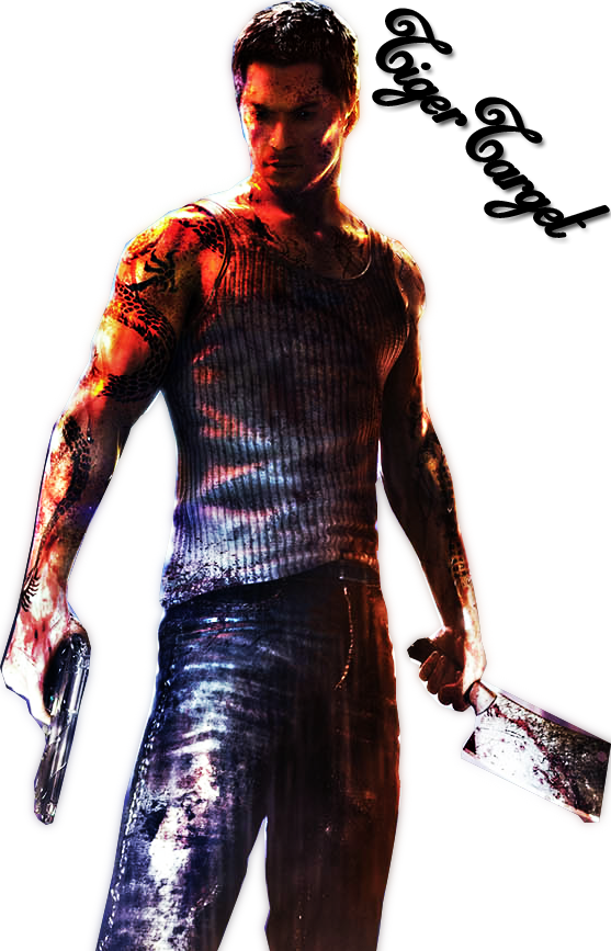 Sleeping dogs png. By tigertarget on deviantart
