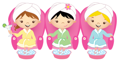 Spa party png. Slumber hd transparent images