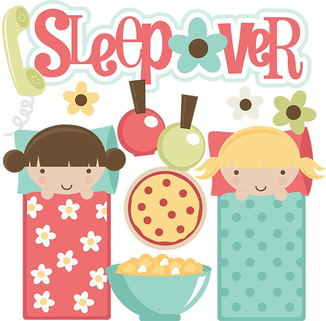 sleepover clipart woman sleep