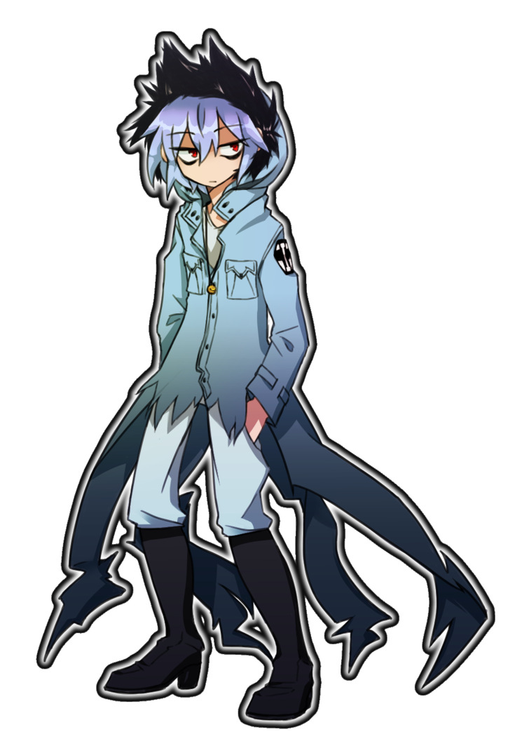 Sleepy drawing chibi. Servamp ash by mmadiehatter