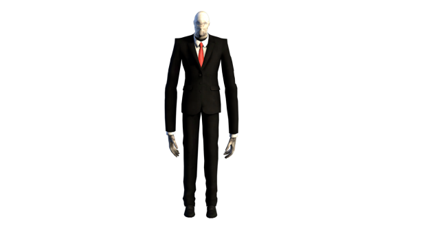 Slender man png. Transparent images all