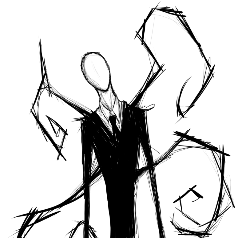 rake drawing creepypasta
