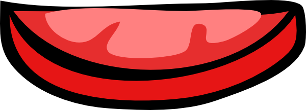 Slice clipart tomato. Download this free png
