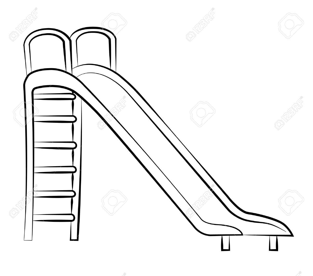 Slide clipart playground slide. Drawing at getdrawings com