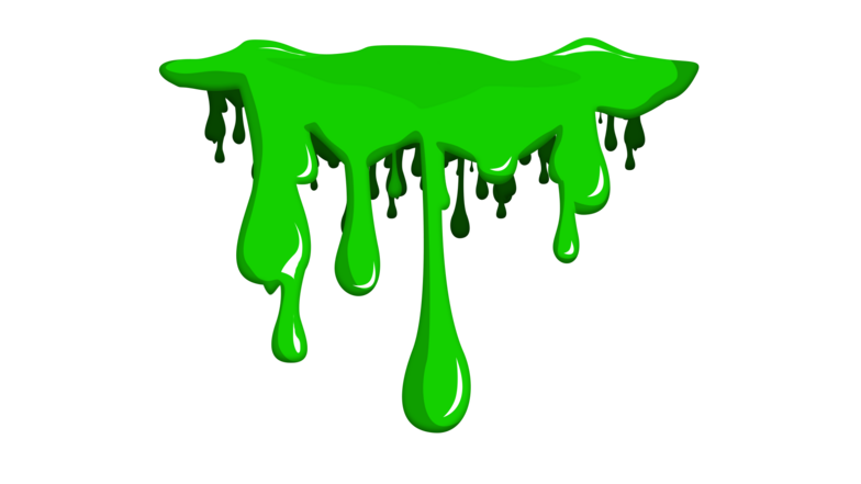 Green slime transparent png. Party cheeky parties texture