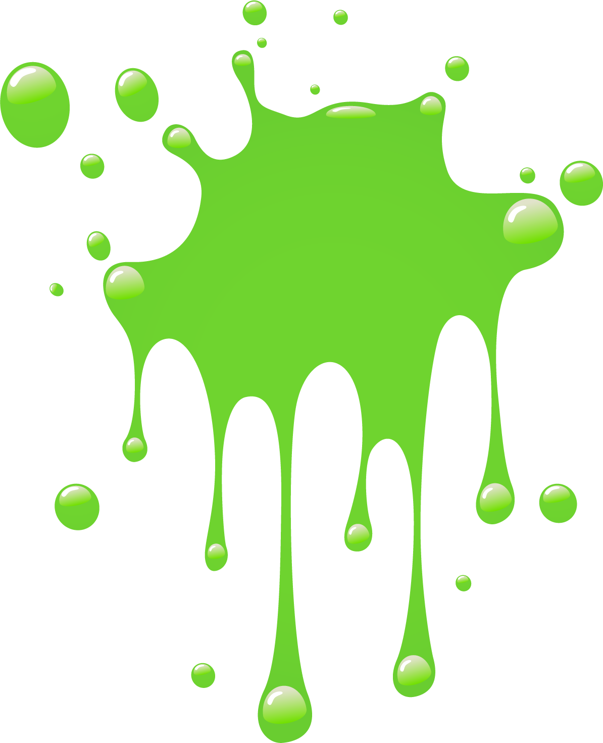 Slime background png. Transparent images all