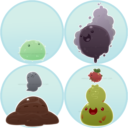 Slime rancher slimes png. Merry mire by abaddonant