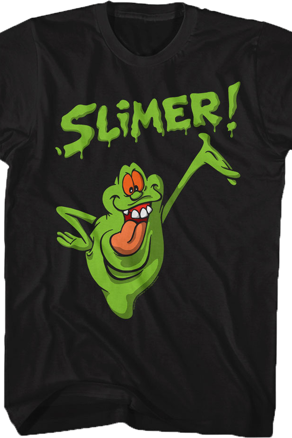 Slimer drawing green ghost. Image result for ghostbuster