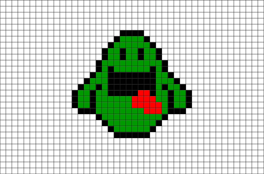 Slimer Drawing Scary Picture 2749067 Slimer Drawing Scary