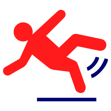 Slip clipart industrial accident. Personal injury lawyer attorneys