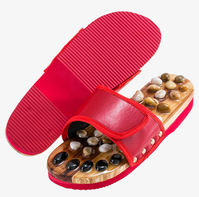 Slippers clipart red. Jade massage png image